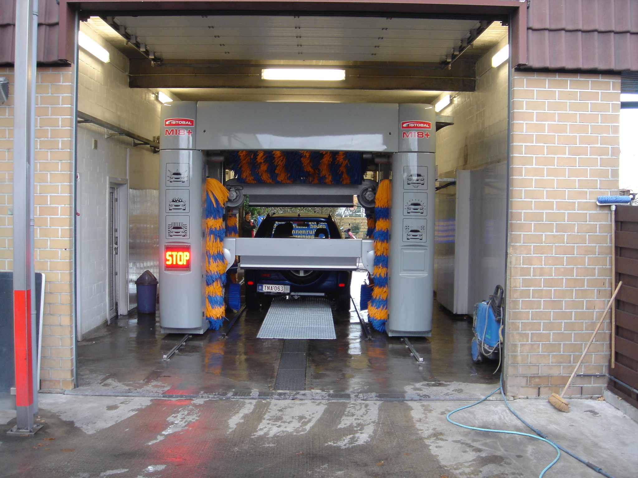 How To Use Tesco Automatic Car Wash